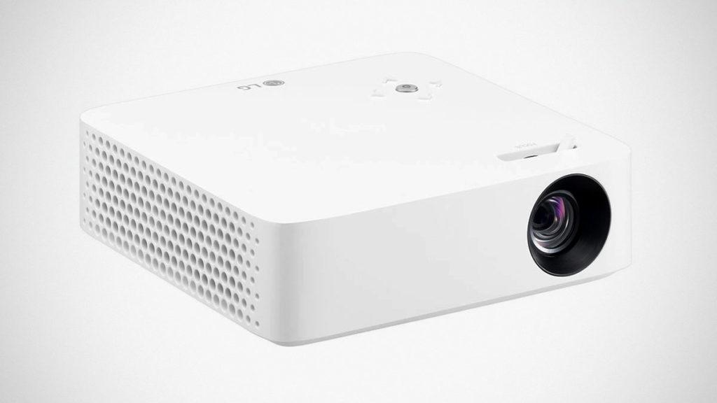 LG CineBeam LED Projector PH30N