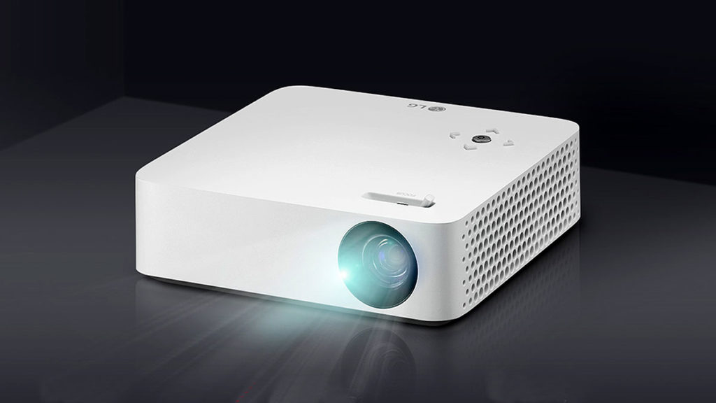 LG CineBeam LED Projector PH30N