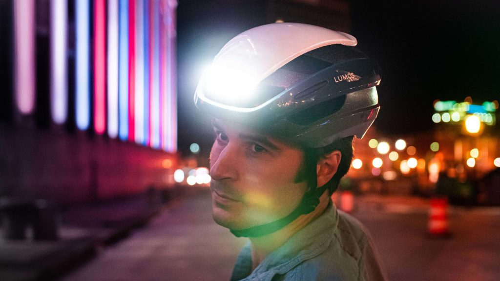 Lumos Ultra Smart Cycling Helmet