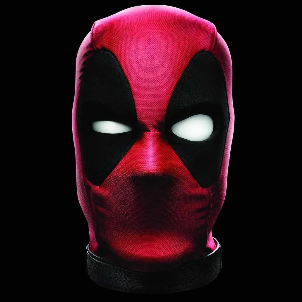 Marvel Legends Deadpool's Head Premium Interactive Head