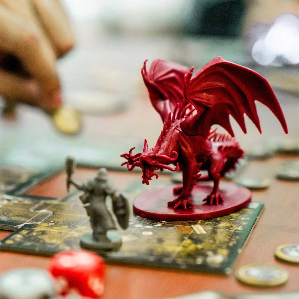 How Mobile Games Changed Tabletop Games