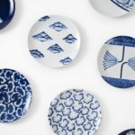 Awesome Collectible Plates: Neel Porcelain Plate Collection By Ponti Design Studio
