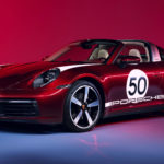 Porsche Pays Homage To The Past With Porsche 911 Targa 4S Heritage Design Edition