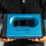 QuenchSea Is A Portable Desalination Device That Turns Seawater Into Drinkable Water In An Instant