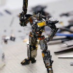 Gunpla Model Builder Teardown A Smartphone And Rebuilt It Into A Mech Sculpture