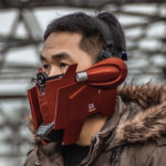 Thai Prop Maker Created An Incredible <em>Gundam</em>-inspired Mask