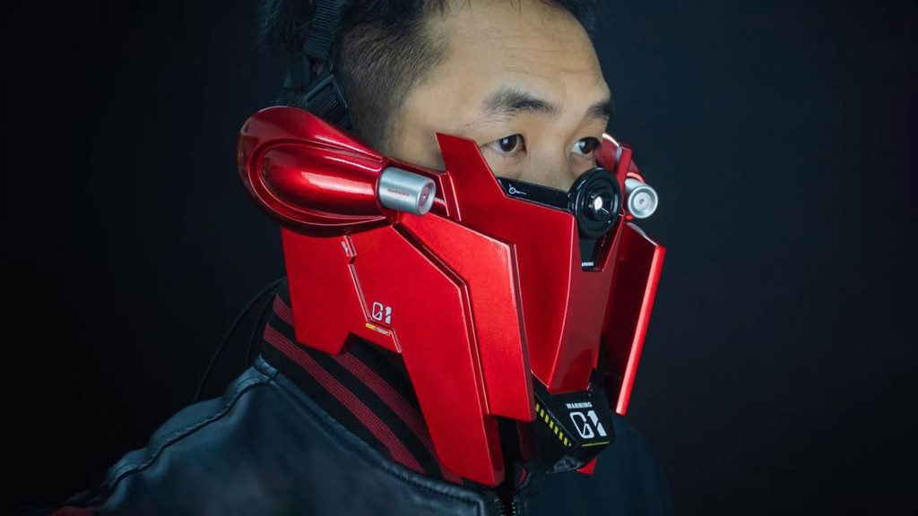Sinanju Tactical Mask by Poot Prop