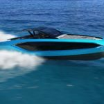 Tecnomar for Lamborghini 63 By The Italian Sea Group Is The Literal Lamborghini Of The Sea