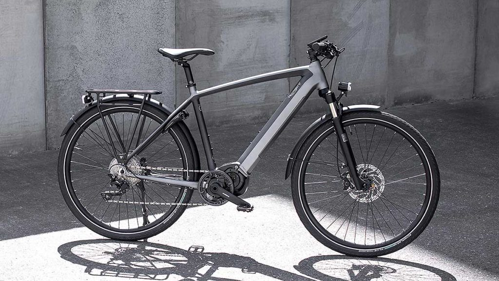 Triumph Trekker GT Electric Bicycle