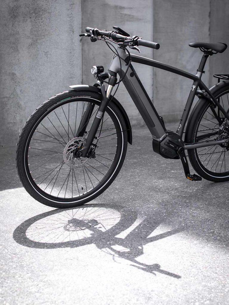 Triumph Trekker GT Electric Bicycle