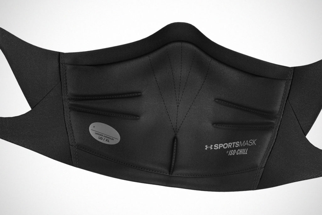 Under Armour Sportsmask Face Mask for Athletes