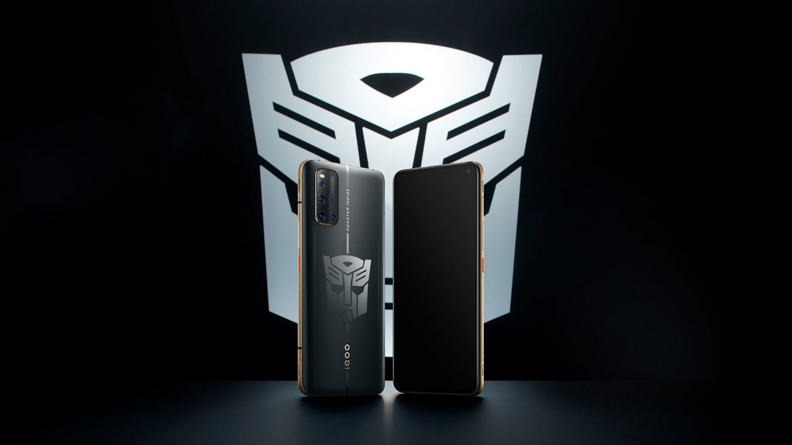 Vivo iQOO 3 Transformers Limited Edition