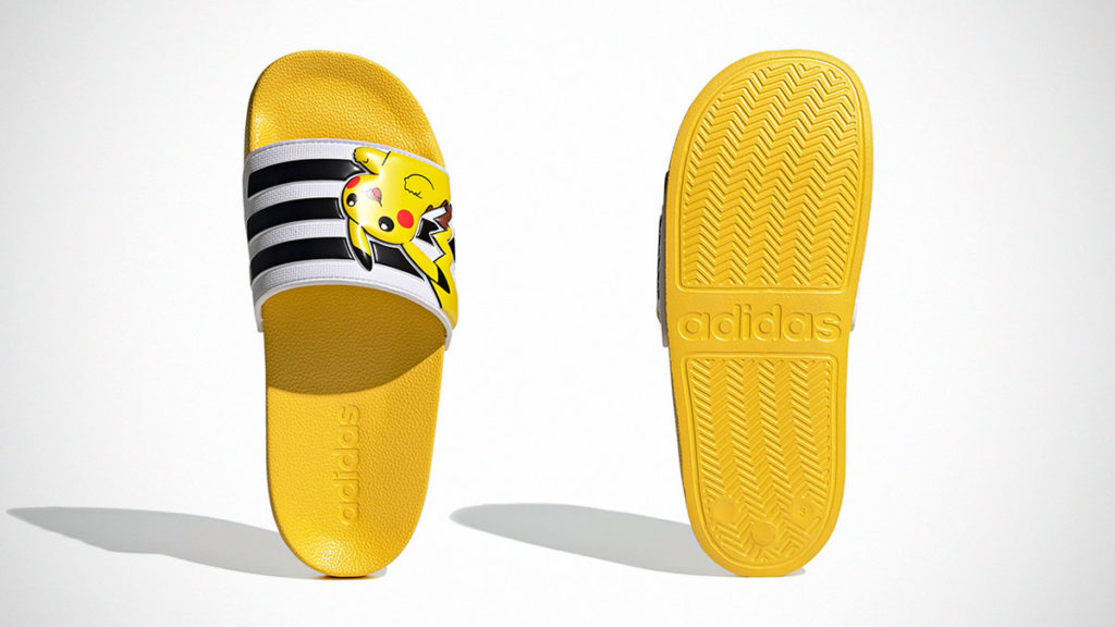 adidas Pokemon Adilette Shower Slides