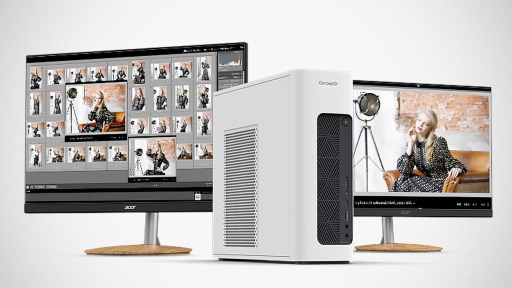 2020 Acer ConceptD 100 CM100-51A