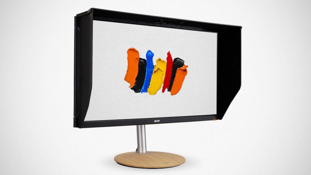 2020 Acer ConceptD CP3271U-V Monitor