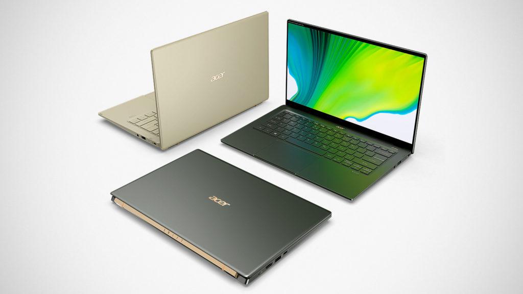 2020 Acer Swift 5 Laptops