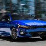 The New 2021 Kia K5 Is A Gorgeous Mid-size Sedan With The Power To Match