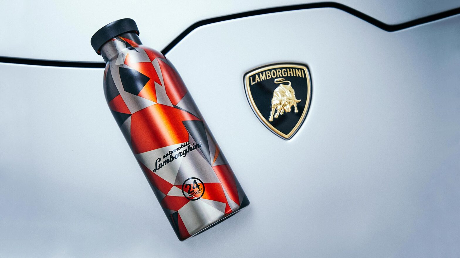 24Bottles for Automobili Lamborghini - Clima Bottle