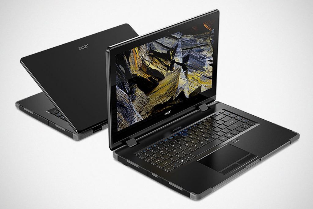Acer Enduro N3 Rugged Laptop