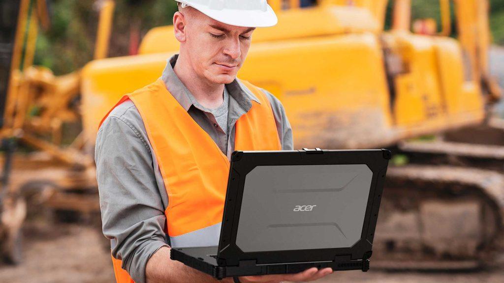 Acer Enduro N7 Rugged Laptop