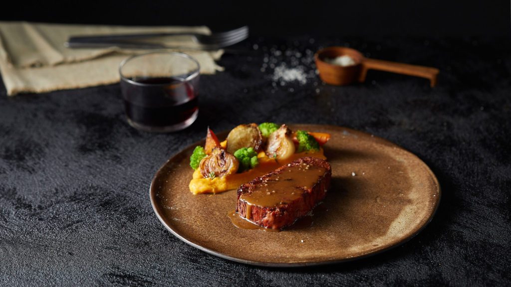 Alt-Steak Plant-based 3D Printed Meat