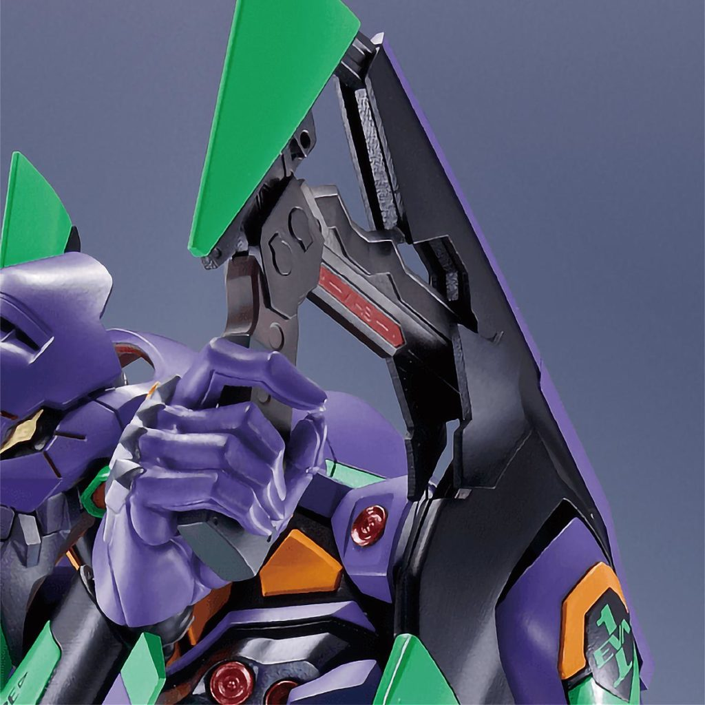 Bandai Dynaction Evangelion Unit-01 Figure