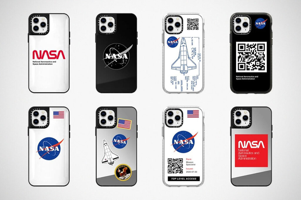CASETiFY First Space Mission Collection