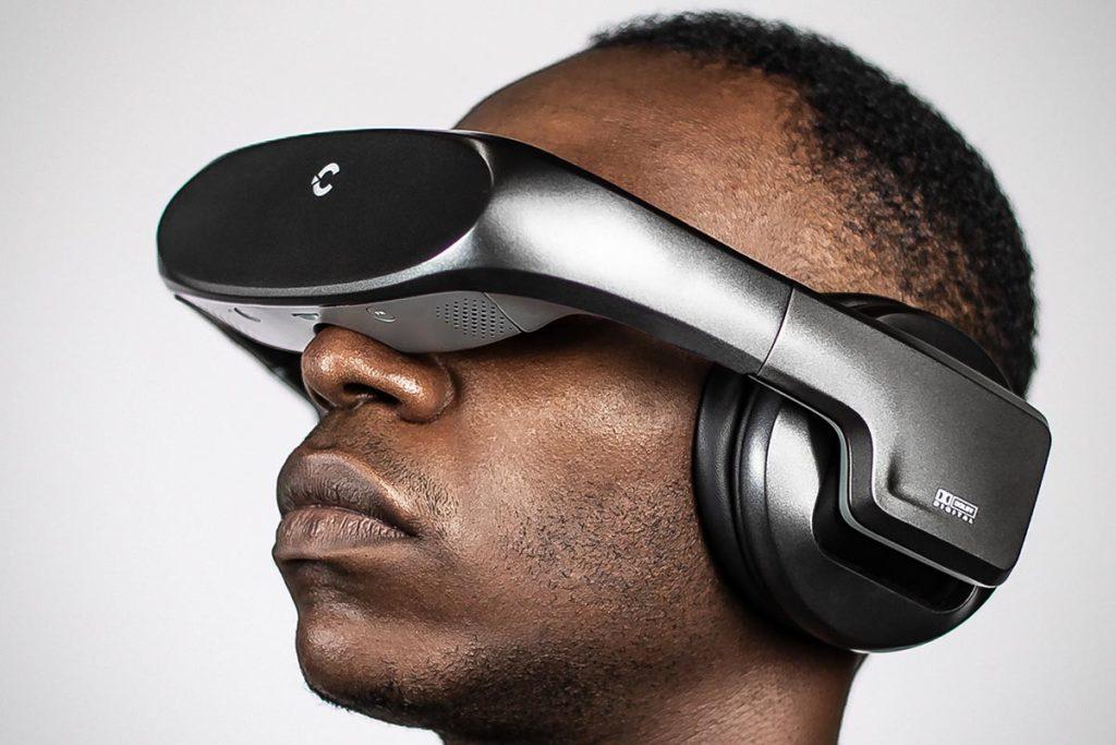 Cinera Edge 5K OLED Head Mounted Display