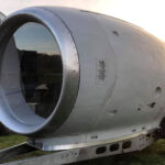 British Aerospace Mech Turned An Airliner's Engine Into A Super Cool Camper Trailer