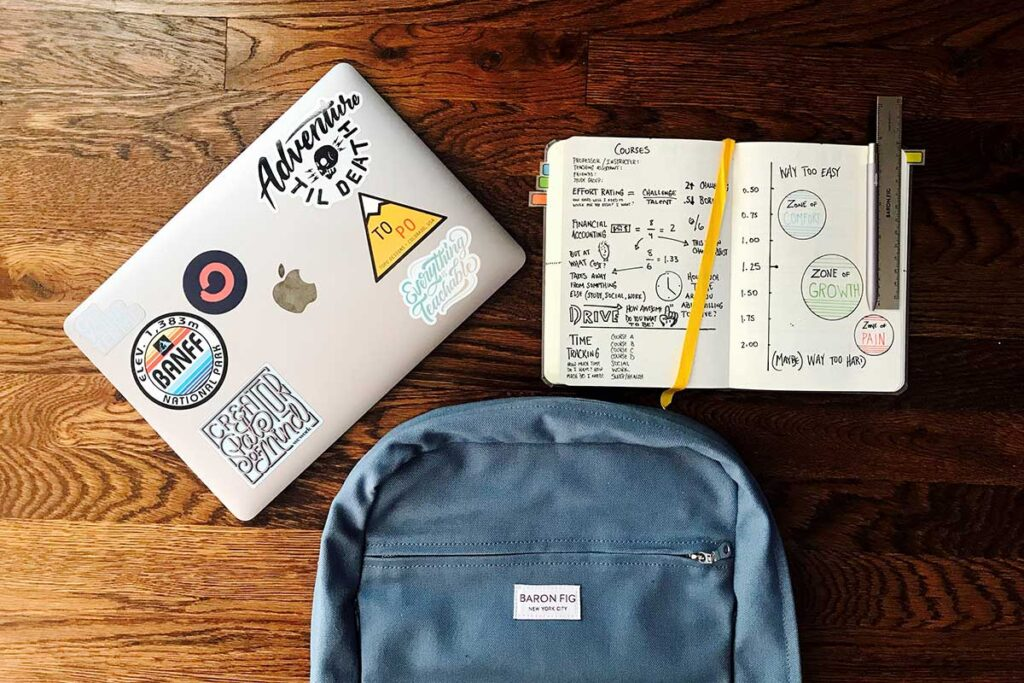 Don't Need to Choose Between Study and Travel