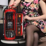 Fire Extinguisher Mini Bar: The Perfect Concealment For Your Favorite Liquor