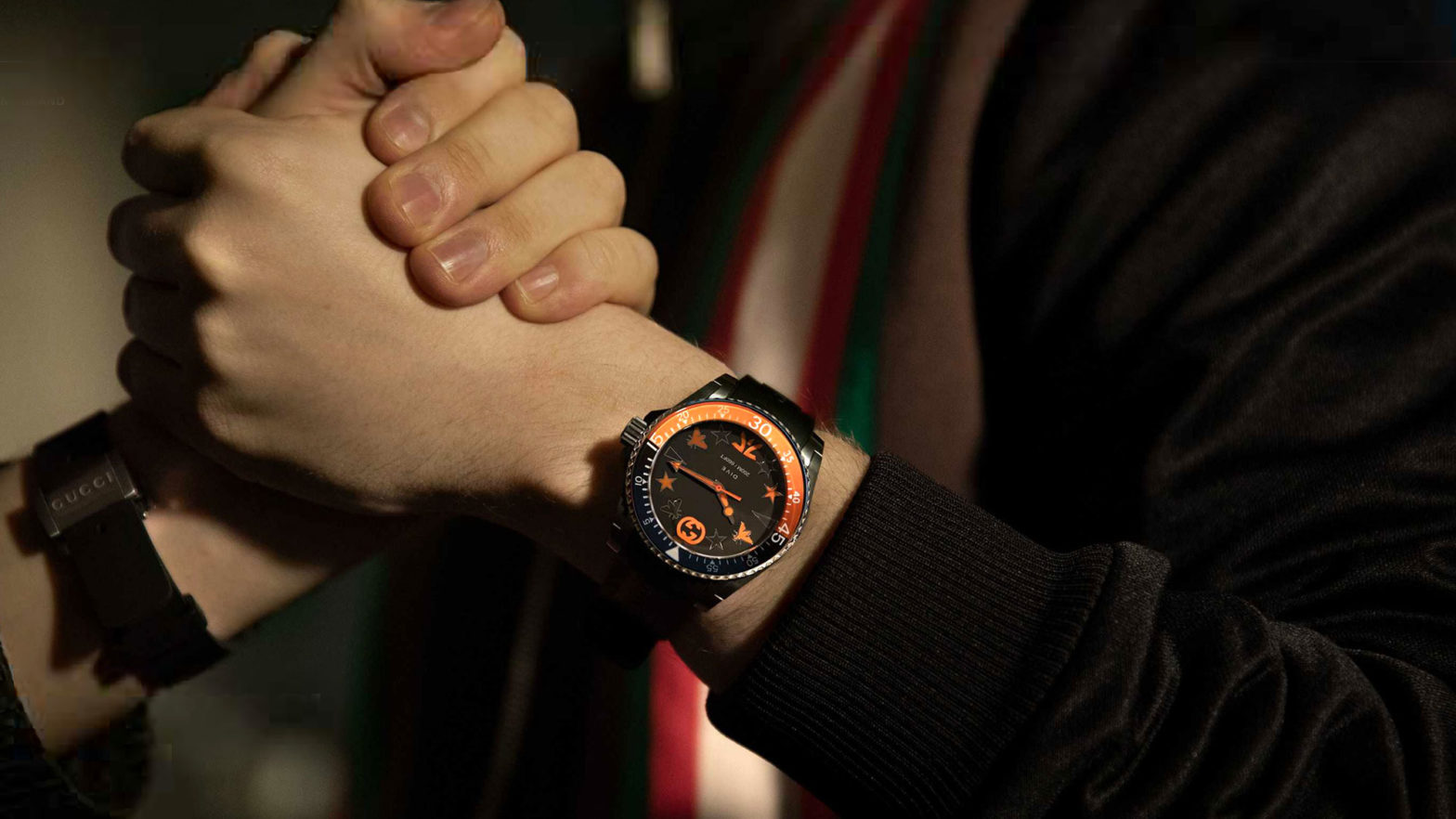 Fnatic x Gucci Limited Edition Gucci Dive Watch