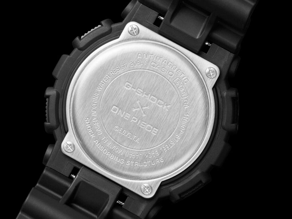 G-Shock x One Piece GA-110JOB Watch