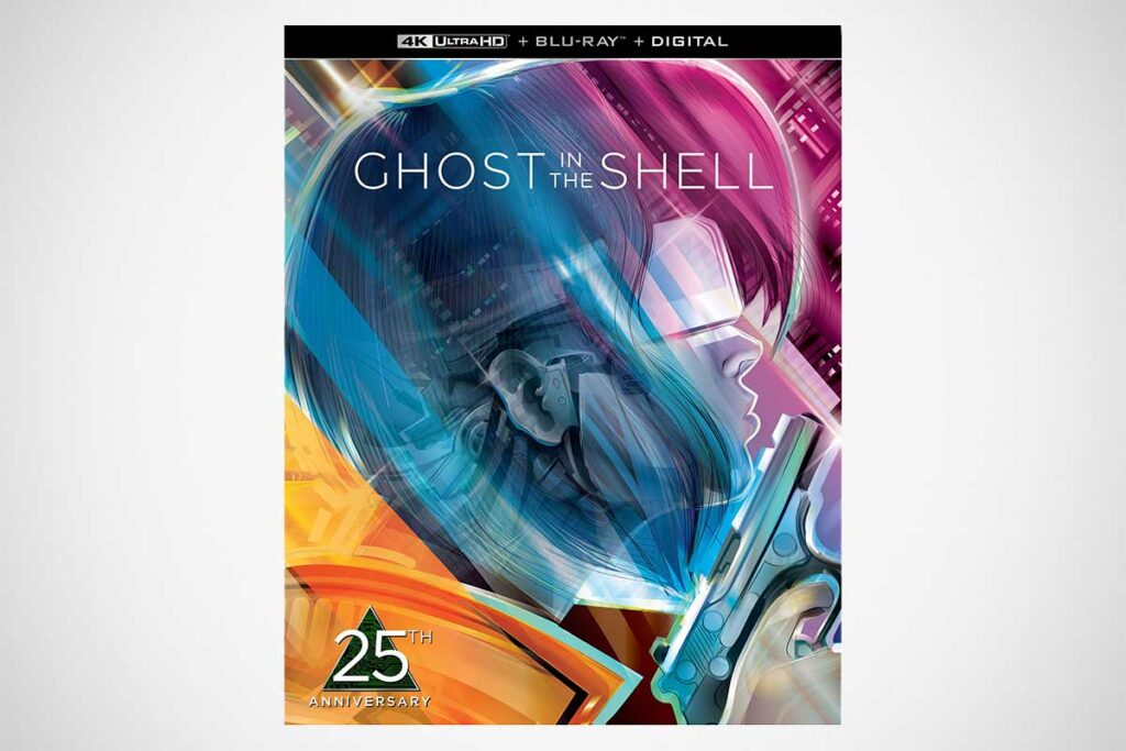 Ghost In The Shell 25th Anniversary Edition