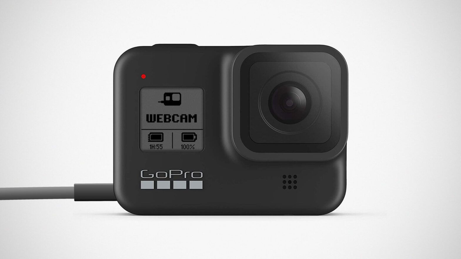 GoPro HERO8 Action Camera As a HD Webcam
