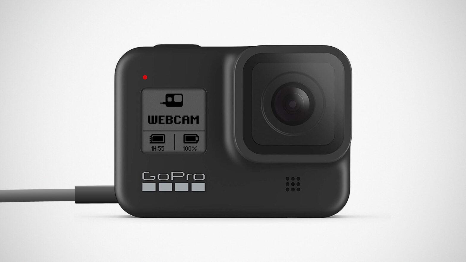 GoPro HERO8 Action Camera As a HD Webcam