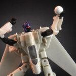 <em>Transformers</em> X <em>Top Gun</em> Maverick Figure Revealed