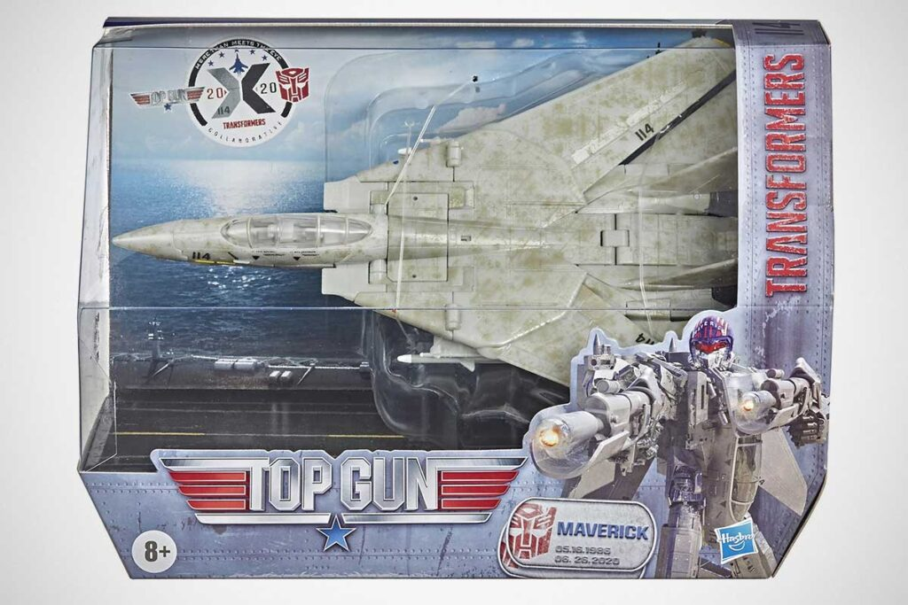 Hasbro Transformers x Top Gun Maverick Figure