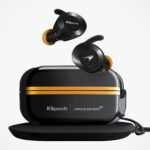 Klipsch x McLaren T5II True Wireless Earbuds Has A Moisture-Removing Charging Case