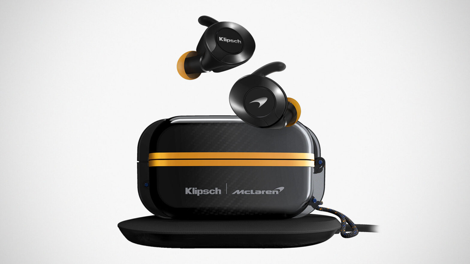 Klipsch x McLaren T5II True Wireless Earbuds