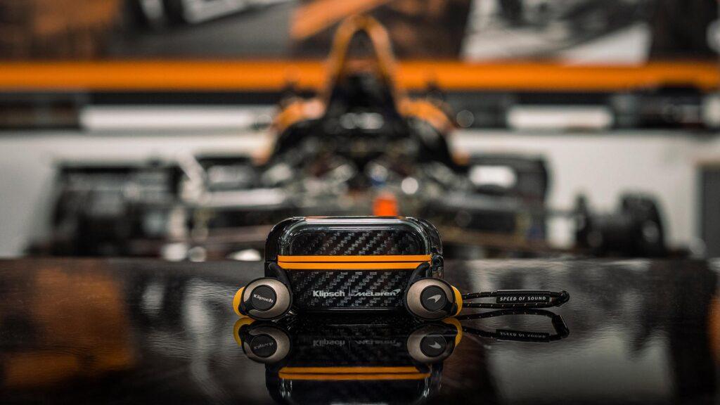 Klipsch x McLaren T5II True Wireless Earbuds