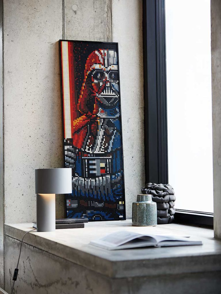 LEGO Art 31200 Star Wars The Sith