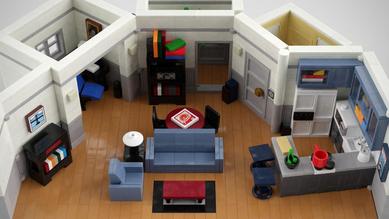 LEGO Ideas Seinfeld 30th Anniversary Set