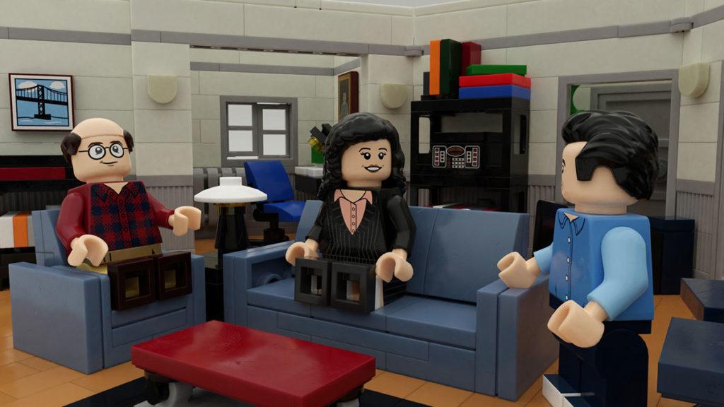 LEGO Ideas Seinfeld 30th Anniversary Set