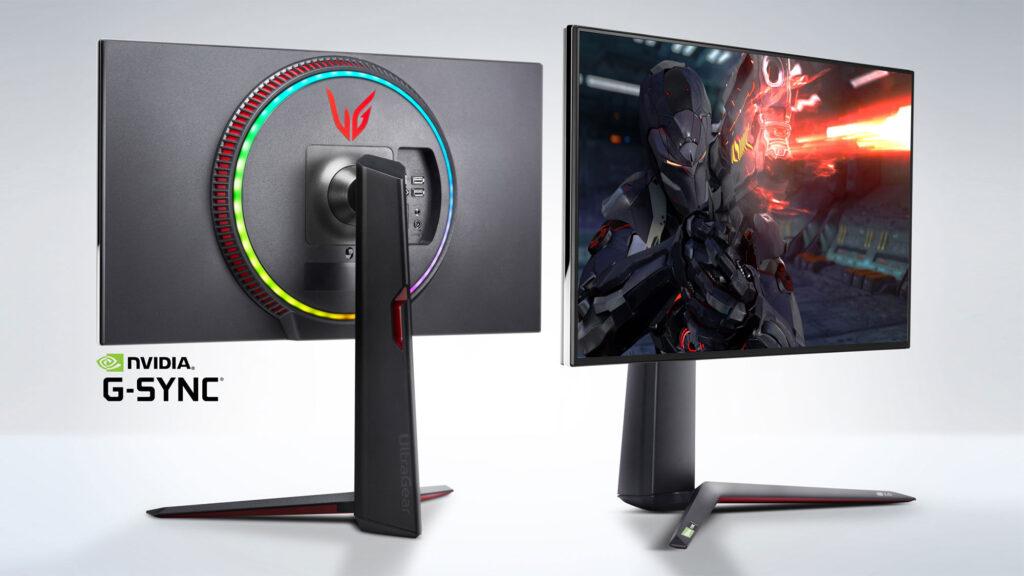 LG UltraGear 27GN950 4K IPS Monitor