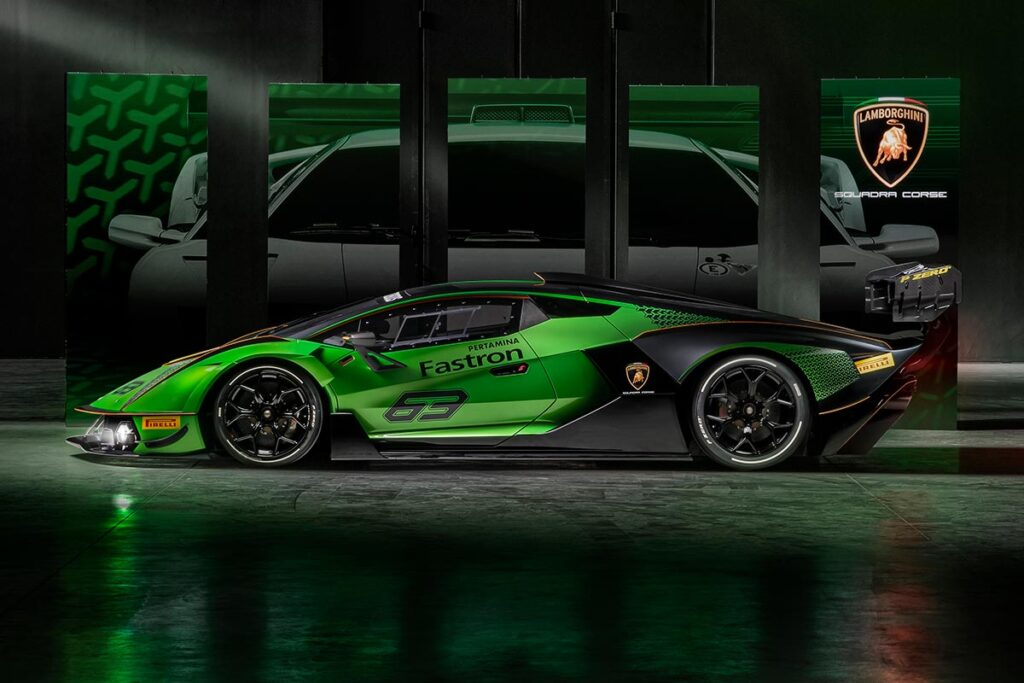 Lamborghini Essenza SCV12 Supercar
