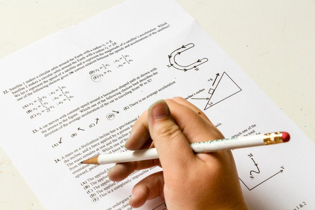 Learn How One Can Score Well in Exams
