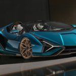 Roadster Version Of Lamborghini's First Hybrid Super Car Was Sold Out As It Was Announced