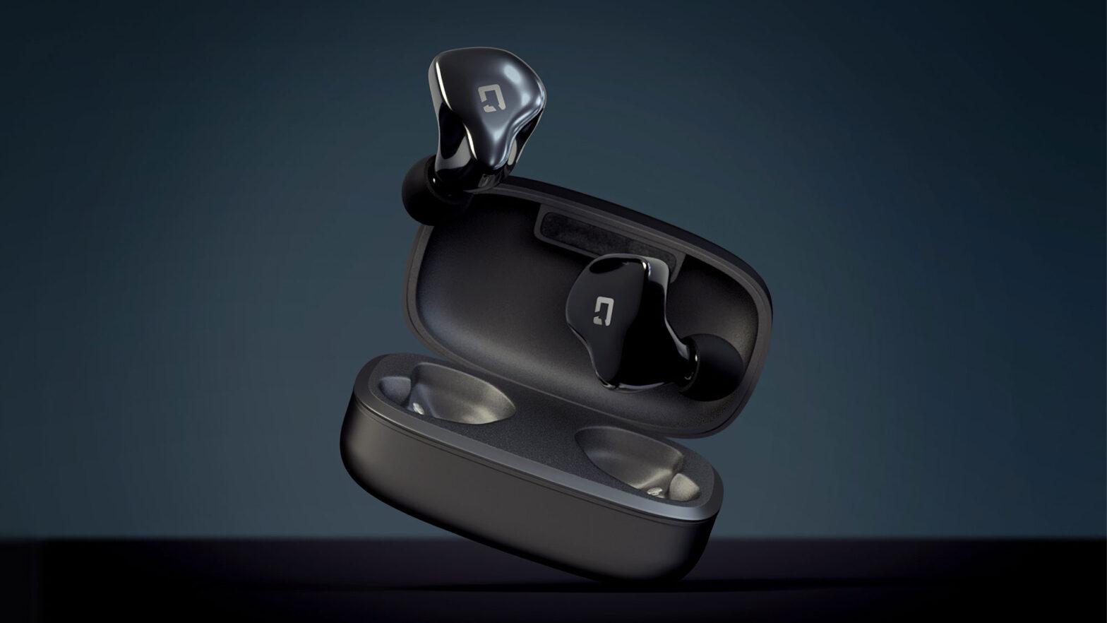 Lytte HarmoniQ 3D Printed Hi-Fi Wireless Earbuds