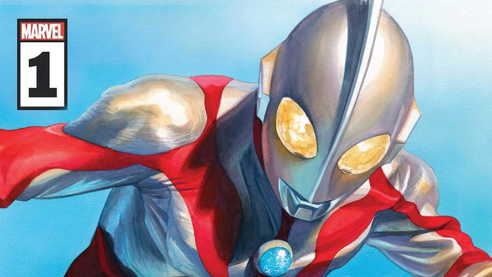 Marvel Comics The Rise of Ultraman Comics